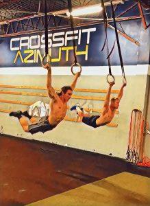 CrossFit Azimuth Gymnastics Seminar